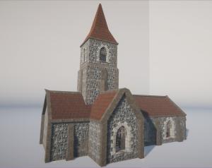 Stefan Volkers Church render